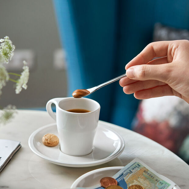 Coffee Passion Espresso Spoon, Set of 4, , large