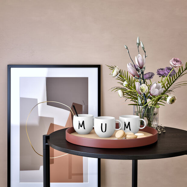 Letters Mug: U, , large