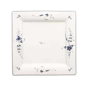 Old Luxembourg Square Dinner Plate