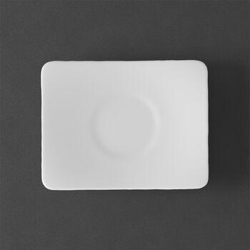 Modern Grace Teacup Saucer