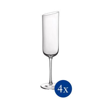 NewMoon Champagne, Set of 4