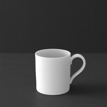 MetroChic Blanc Coffee Cup