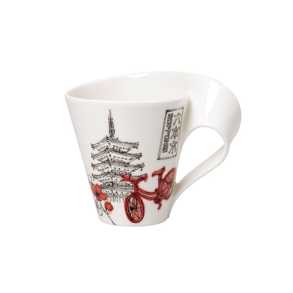 빌레로이 앤 보흐 시티 머그 - 도쿄 Villeroy & Boch Cities of the World Mug : Tokyo 10.1 oz