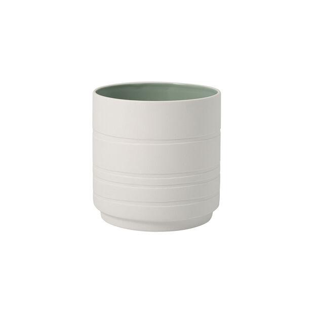 it's my home Flower Pot: Leaf Mineral, , large