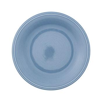 Color Loop Horizon Dinner Plate