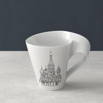 Modern Cities Mug: Moscow