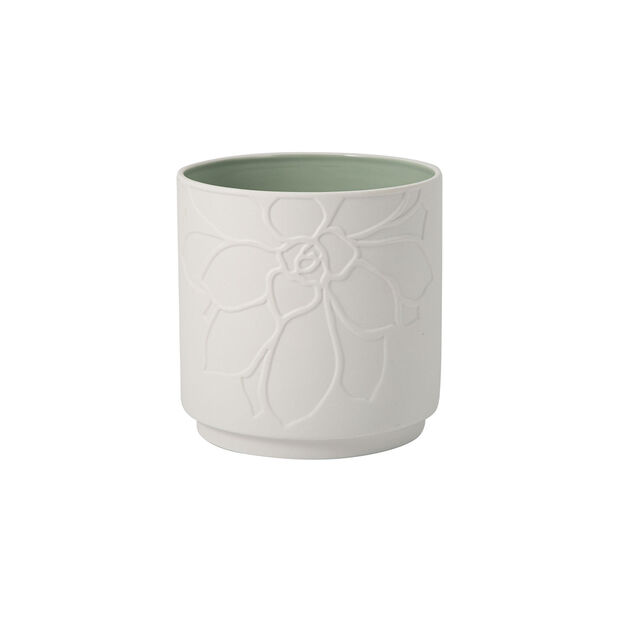 it's my home Flower Pot: Socculente Mineral, , large