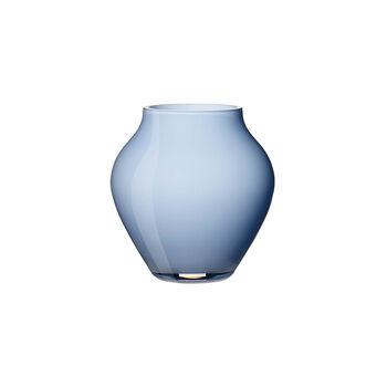 Orondo Mini Vase: Mellow Blue
