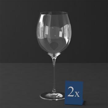 Allegorie Premium Burgundy, Set of 2