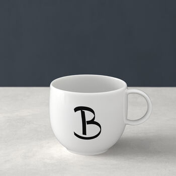 Letters Mug: B