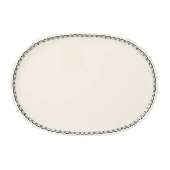 Casale Blu Oval Fish Plate