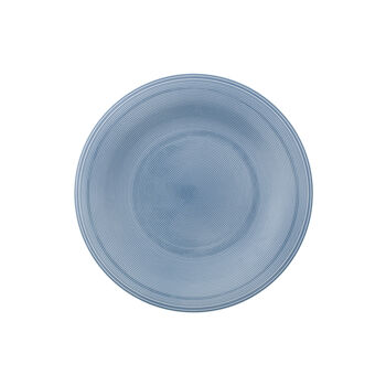 Color Loop Horizon Salad Plate