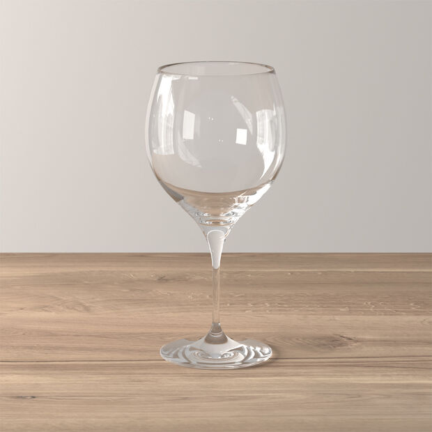 Maxima red wine goblet, , large