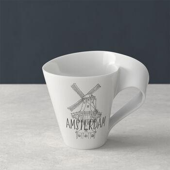 Modern Cities Mug: Amsterdam