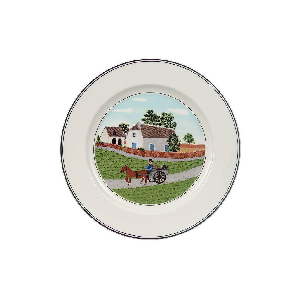 빌레로이 앤 보흐 디자인 나이프 접시 Villeroy&Boch Design Naif breakfast plate Farmer