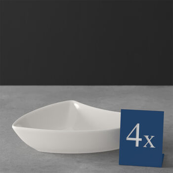 NewWave Appetizer Plate, Set of 4