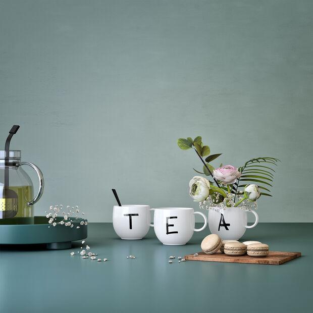 Letters Mug: T, , large