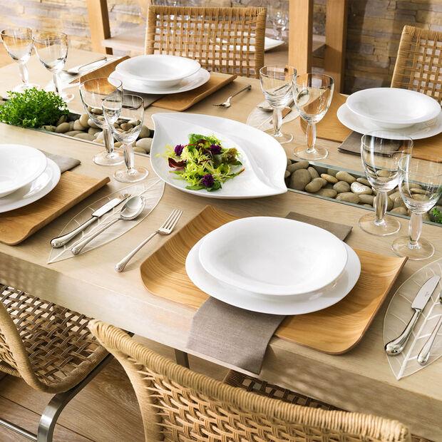 New Cottage Serve & Salad Divided Platter, , large