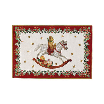 Toy's Fantasy Embroidered Placemat :