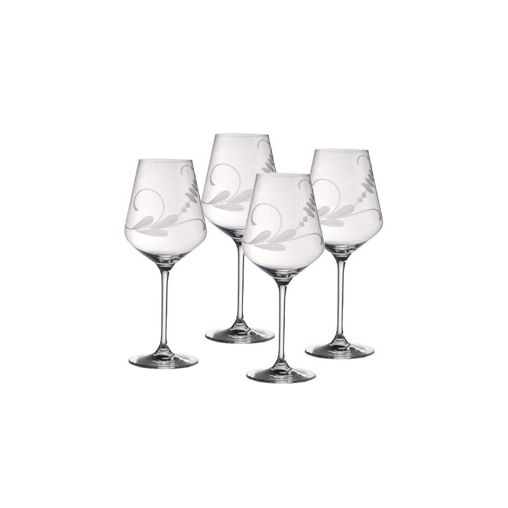 빌레로이 앤 보흐 올드 룩셈부르크 레드 와인잔 (4세트) Villeroy & Boch Old Luxembourg Brindille Red Wine : Set of 4