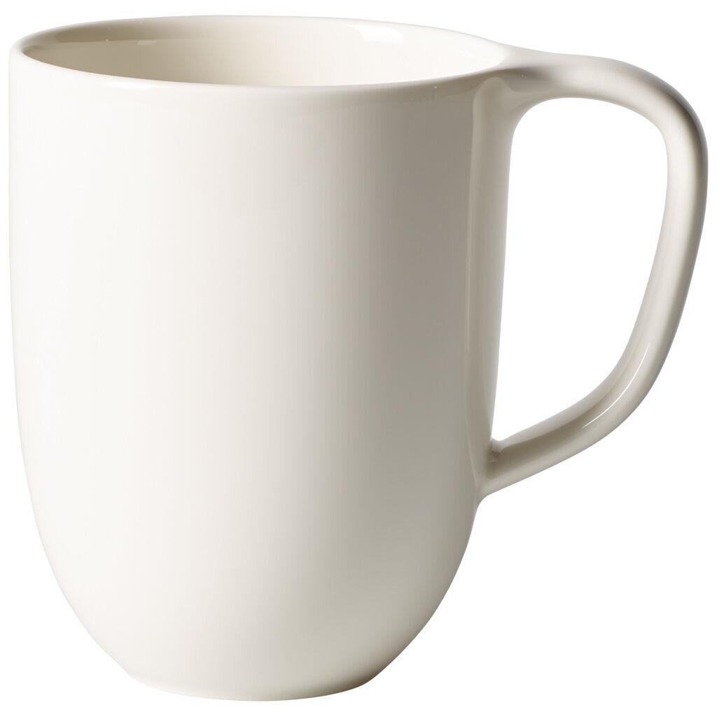 빌레로이 앤 보흐 네오 화이트 머그 Villeroy & Boch NEO White Mug 12 75 oz