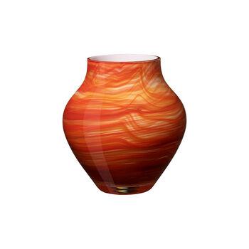 Orondo Vases Small Vase: Fire