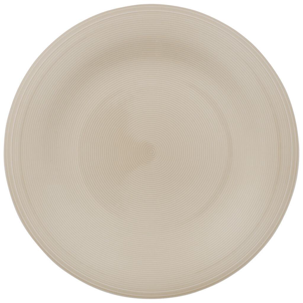 빌레로이 앤 보흐 컬러 루프 대접시 (디너 접시) Villeroy & Boch Color Loop Sand Dinner Plate 11.25 in