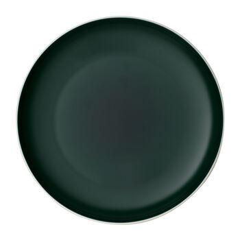 its my match Green Dinner Plate: Uni