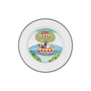 Design Naif Salad Plate #2 - Noah's Ark