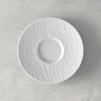 Manufacture Rock Blanc Saucer
