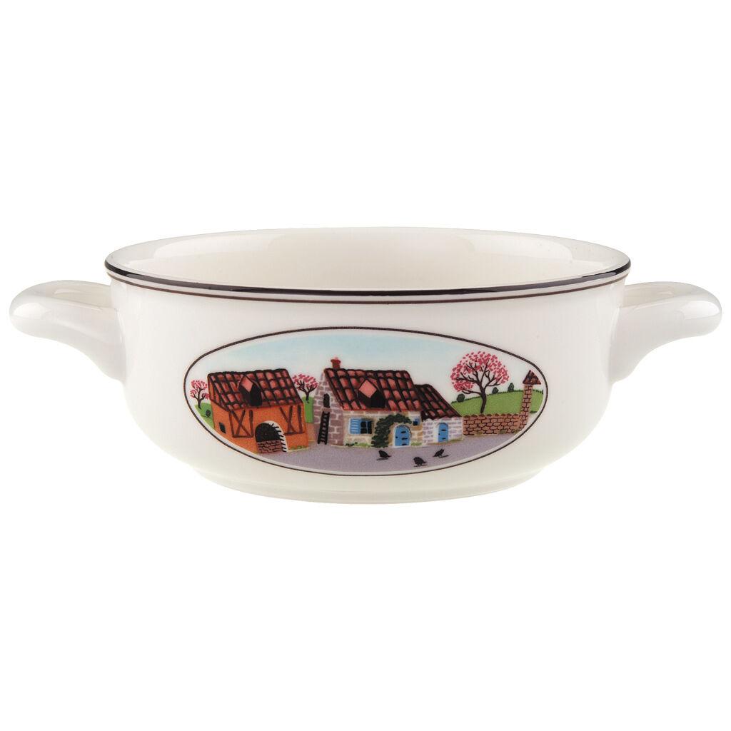 빌레로이 앤 보흐 디자인 나이프 Villeroy&Boch Design Naif Cream Soup Cup 14 oz