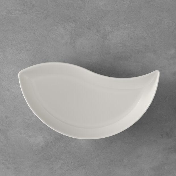 NewWave Teardrop Appetizer/Dessert Plate, , large