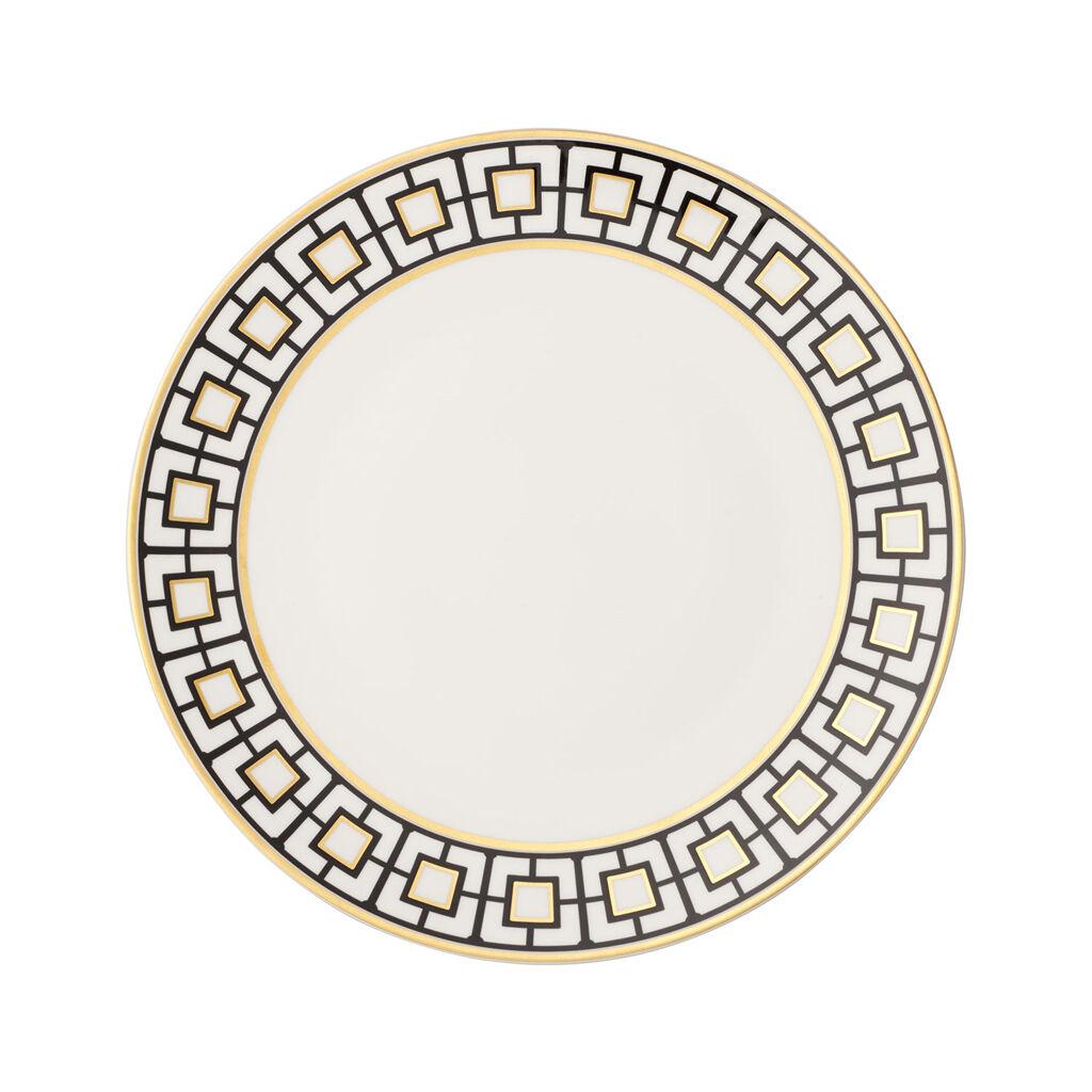 빌레로이 앤 보흐 '메트로 시크' 대접시 (디너 접시) Villeroy & Boch MetroChic Dinner Plate 10.75 in