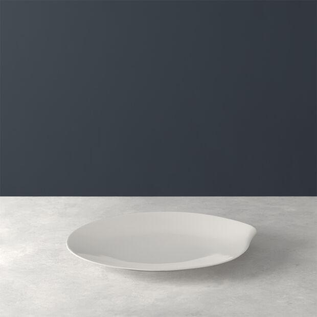 Flow Medium Oval Platter, , large