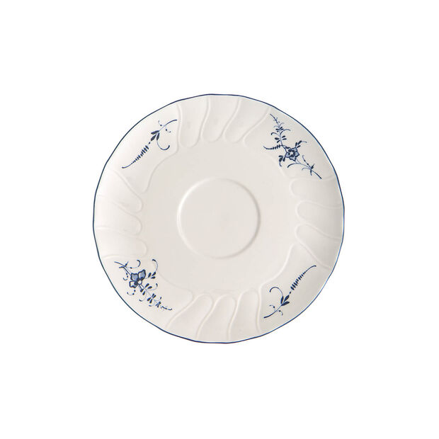 Old Luxembourg Soup Cup Saucer, , large
