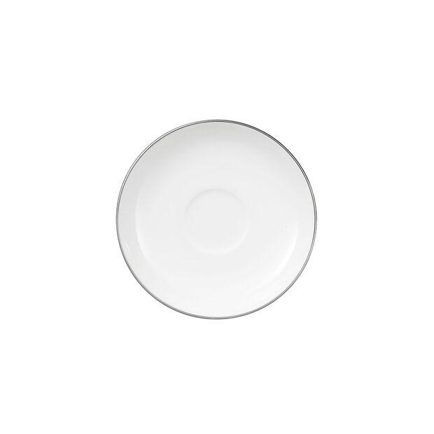 Anmut Platinum No. 1 Espresso Cup Saucer, , large
