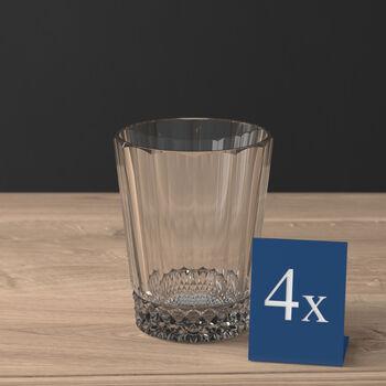 Opera Water Glass: Smoke, Set of 4