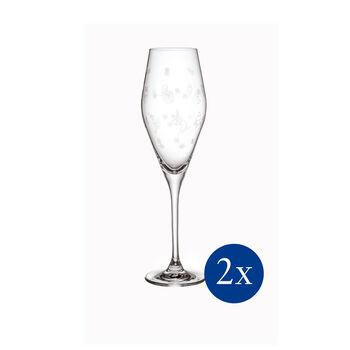 Toy's Delight Champagne flute, Set 2 pcs 252mm