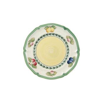 French Garden Fleurence Appetizer/Dessert Plate