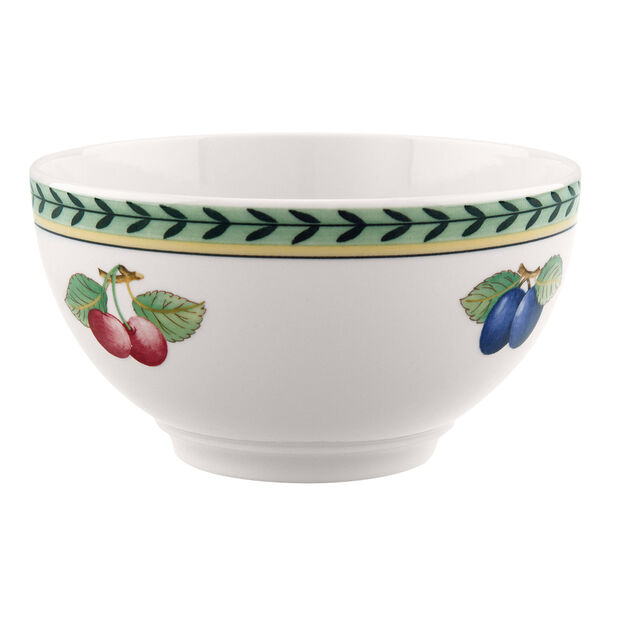 French Garden Fleurence Rice Bowl 20 oz, , large