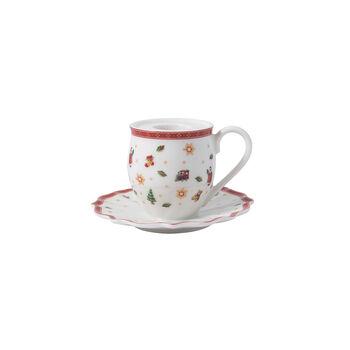 Toy's Delight Decoration Candle Holder: Mug