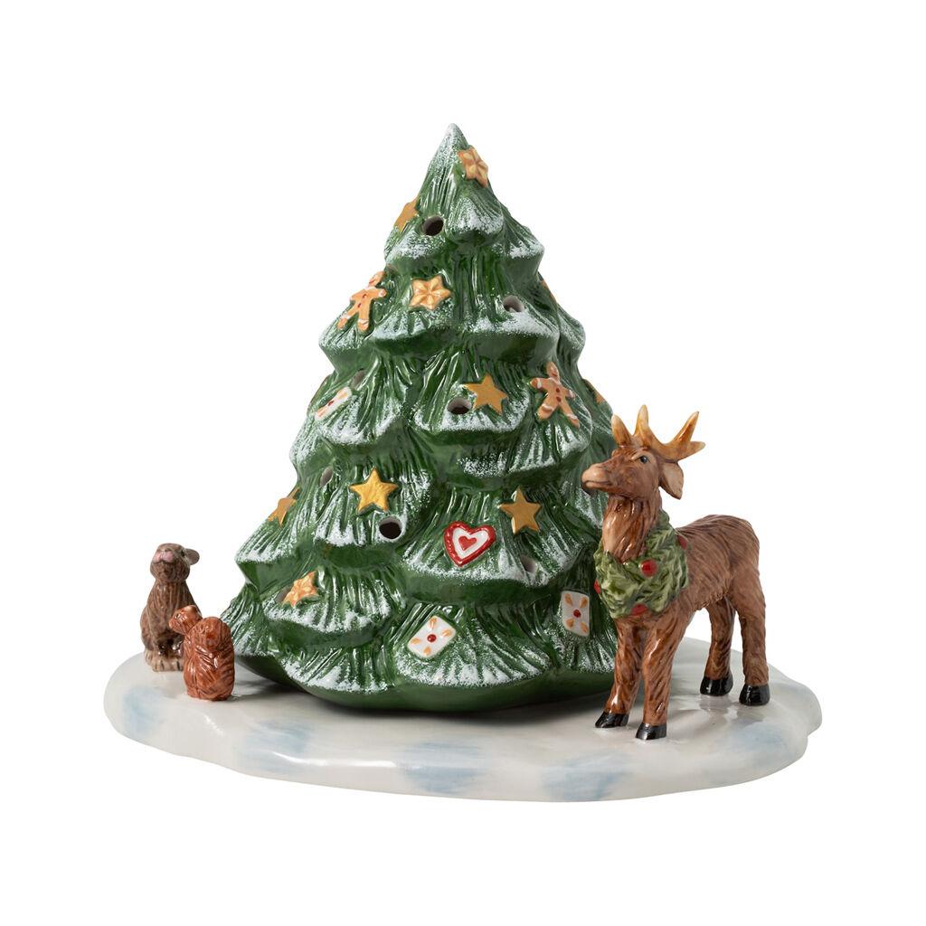 빌레로이 앤 보흐 '크리스마스 토이즈' 트리 장난감 Villeroy & Boch Christmas Toys Christmas tree with forest animals