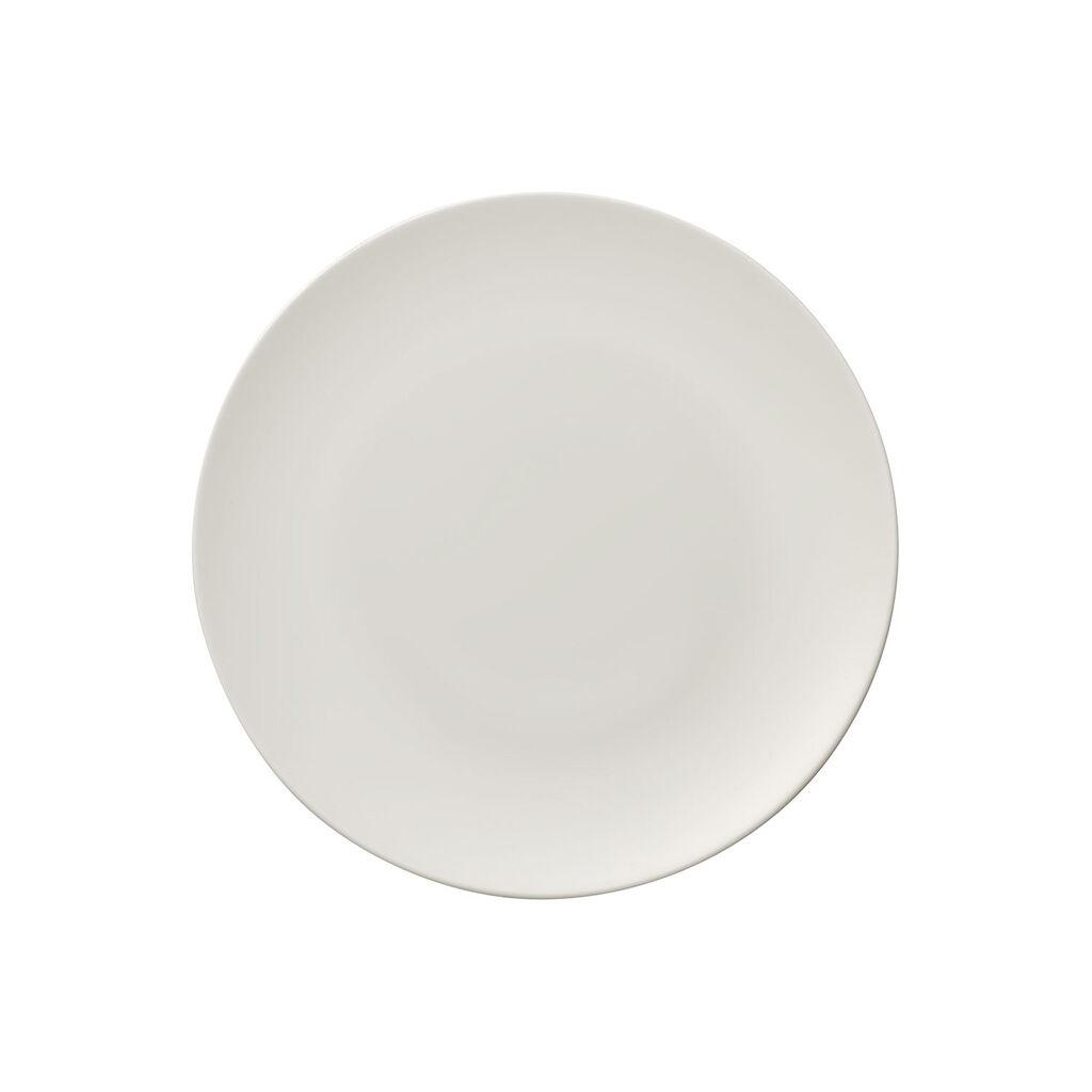 빌레로이 앤 보흐 '메트로 시크' 중접시 (샐러드 접시) Villeroy & Boch MetroChic blanc Salad Plate : White Rim 8.5 in