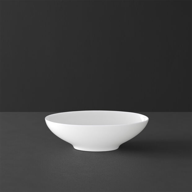Modern Grace Oval Cereal Bowl, , large