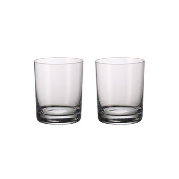 Purismo Bar Double Old-Fashioned Glass, Set of 2