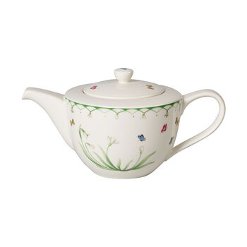 Colourful Spring Teapot