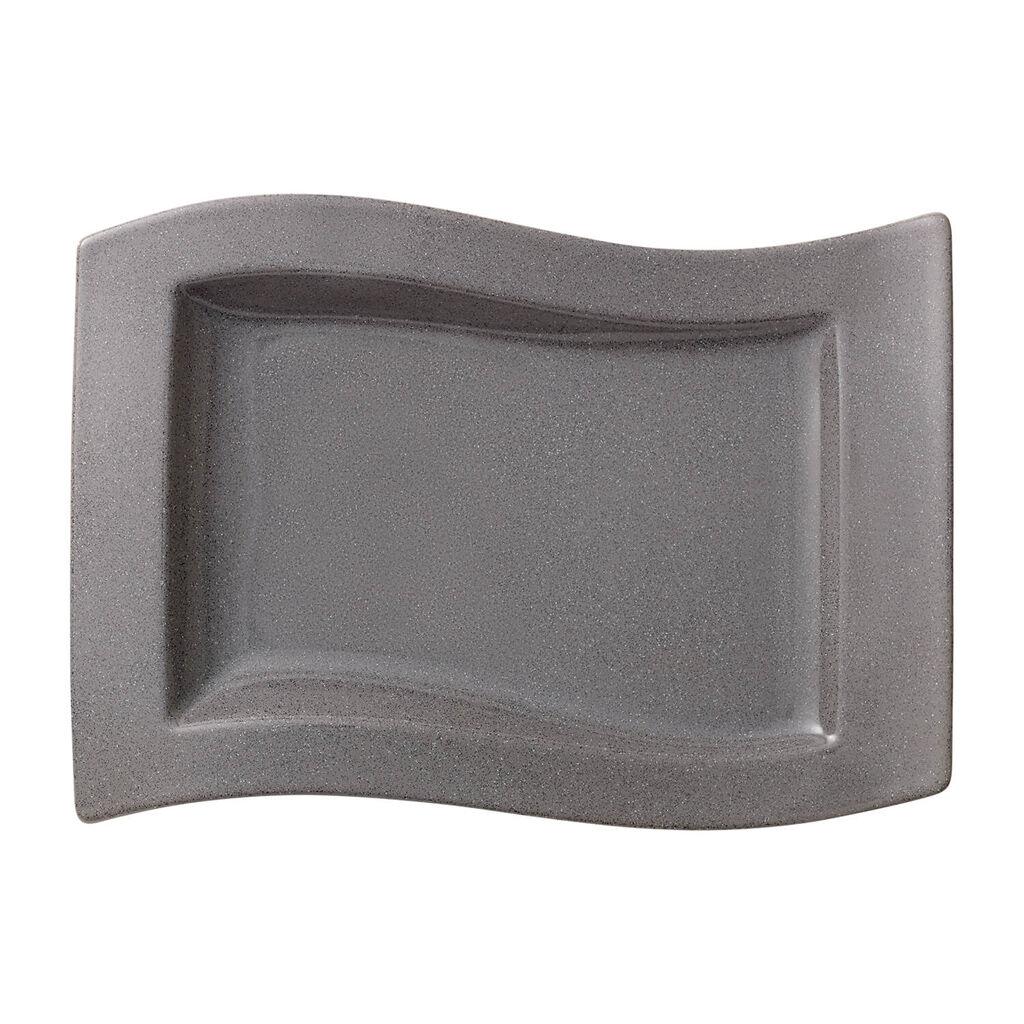 빌레로이 앤 보흐 뉴웨이브 접시 Villeroy&Boch New Wave Stone Gourmet Plate 13x9.5 in