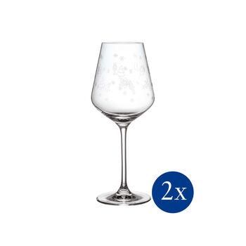 Toy's Delight Red wine goblet, Set 2 pcs 235mm
