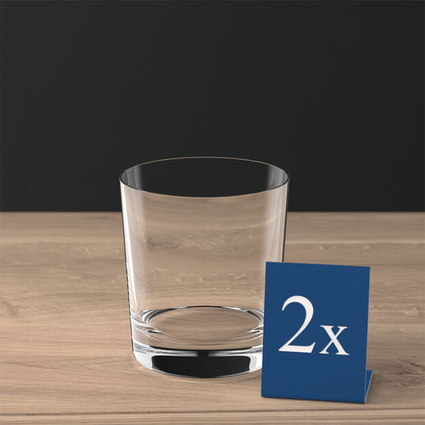 Purismo Bar small cocktail/water glass 2-piece set, , large