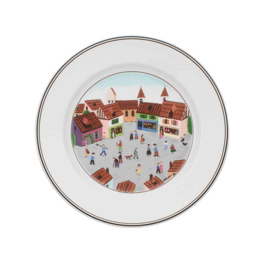 빌레로이 앤 보흐 디자인 나이프 접시 Villeroy&Boch Design Naif dinner plate Hamlet